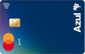 Itaucard Azul Gold Mastercard
