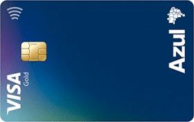 Itaucard Azul Visa Gold