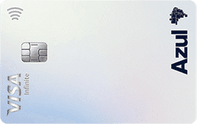 Itaucard Azul Visa Infinite
