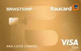 Itaucard Brastemp Visa Gold