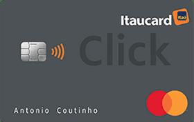 Itaucard Click Mastercard
