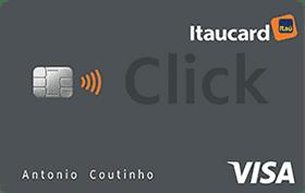 Itaucard Click Visa
