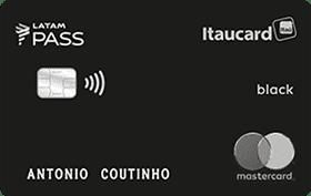 Itaucard Latam Pass Mastercard Black