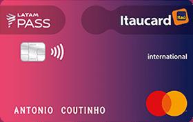 Itaucard Latam Pass Mastercard Classic