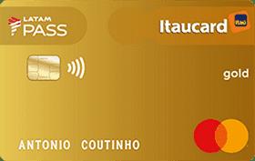 Itaucard Latam Pass Mastercard Gold