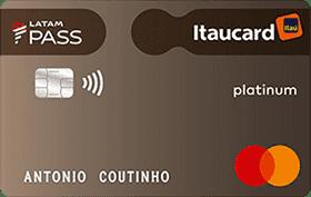 Itaucard Latam Pass Mastercard Platinum