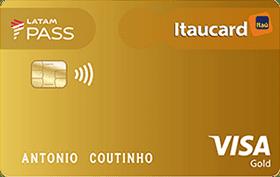 Itaucard Latam Pass Visa Gold
