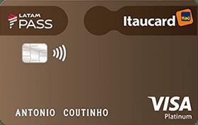 Itaucard Latam Pass Visa Platinum
