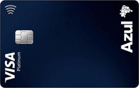 Itaucard Azul Visa Platinum