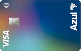 Itaucard Azul Visa Internacional