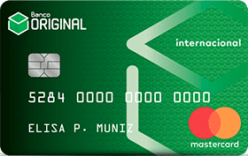Original Mastercard Internacional