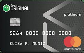 Original Mastercard Platinum