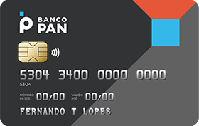 Banco Pan Zero Anuidade