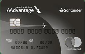 Santander AAdvantage® Black