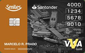 Santander Smiles Gold