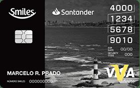 Santander Smiles Infinite