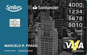 Santander Smiles Platinum